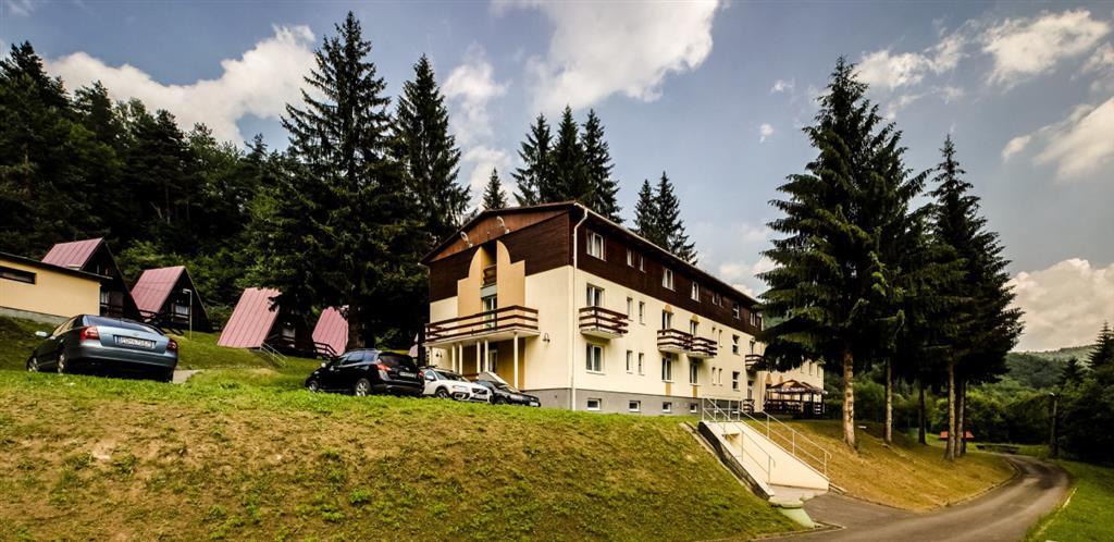 Škola v prírode Chvojnica