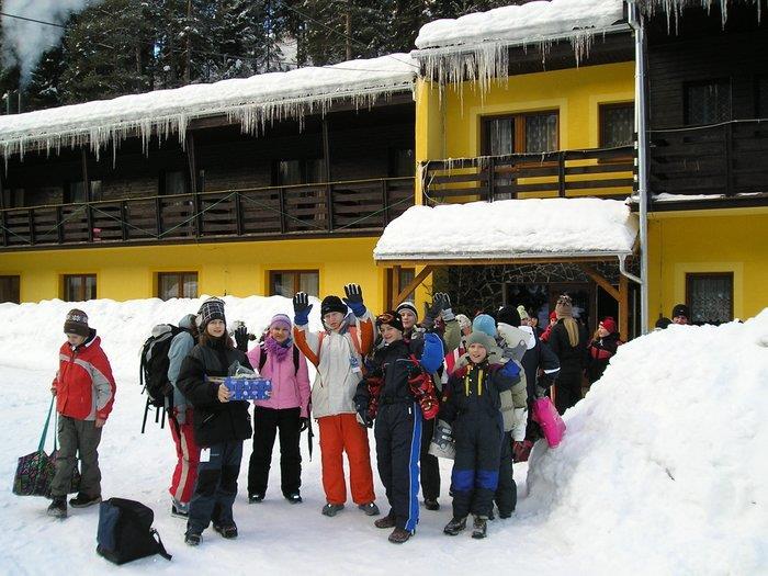 Škola v prírode Slovenský Raj