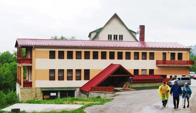 Škola v prírode Vršatec