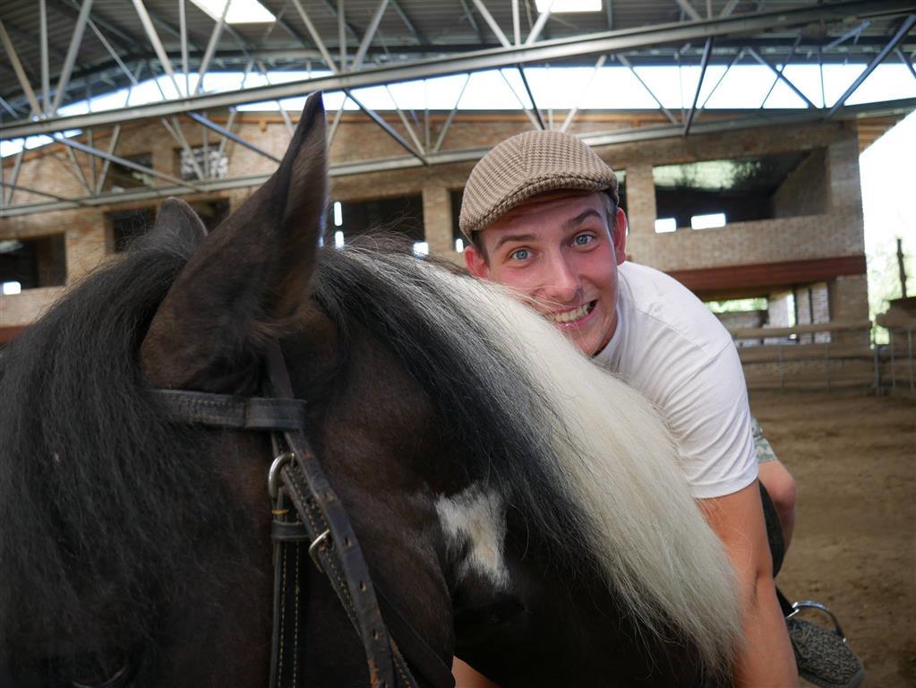 Na ranč, na kone