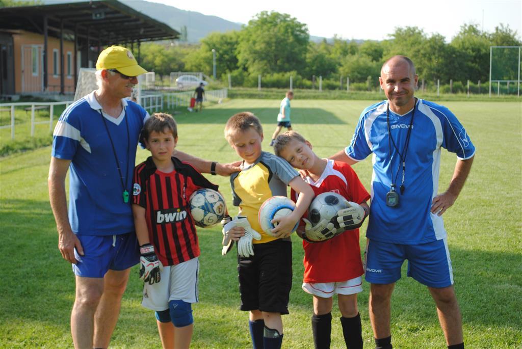 Letná futbalová škola