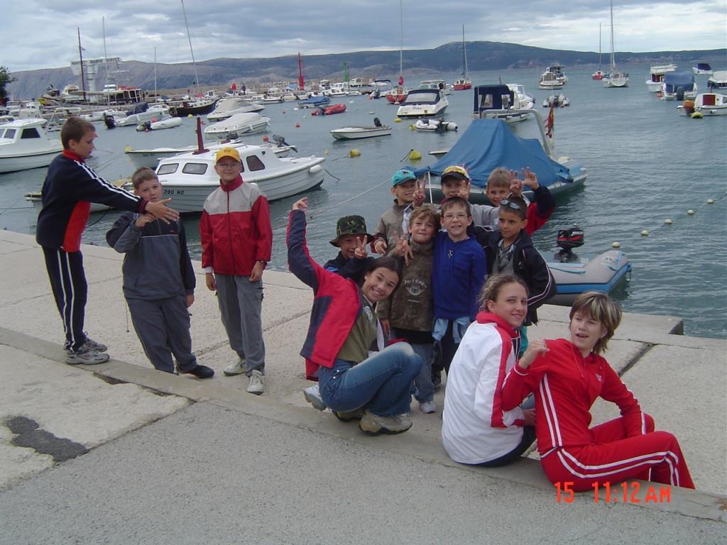 Letný tábor Chorvátsko, Malý morský koník
