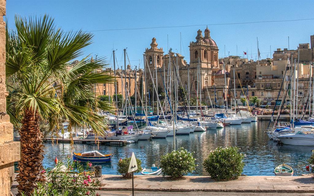 Jazykový pobyt 15 dní v raji - Malta
