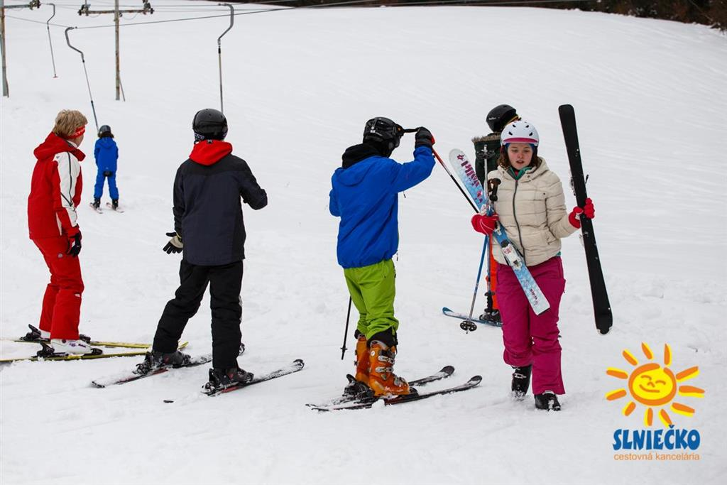 Terchovský lyžiarsky výcvik