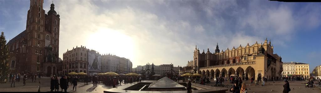Vianočný Krakow